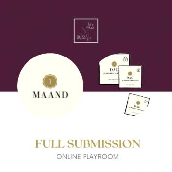 1 MAAND Online playroom