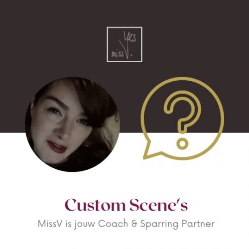 MissV coaching Custom Scene's