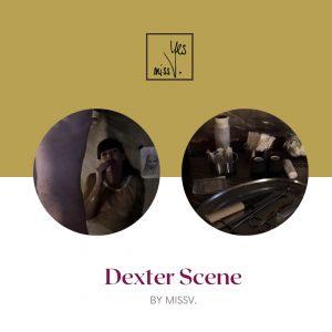 Miss V Dexter Scene