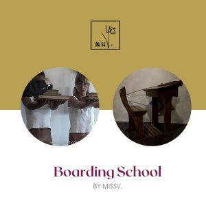 BDSM Boarding School